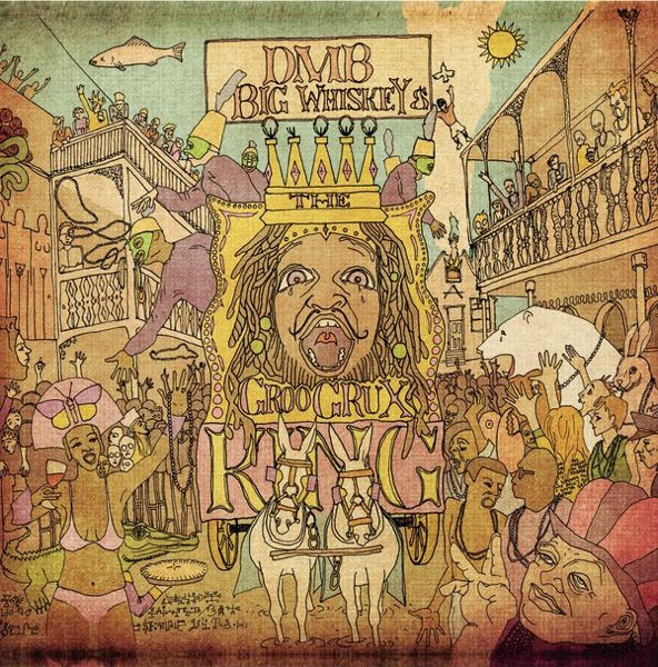 Big Whiskey and the GrooGrux King (Deluxe Edition)