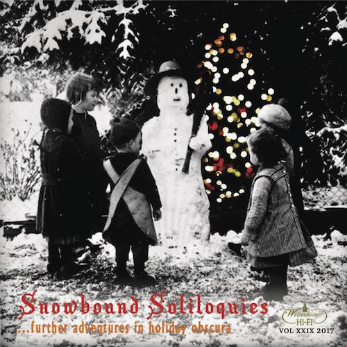 Snowbound Soliloquies