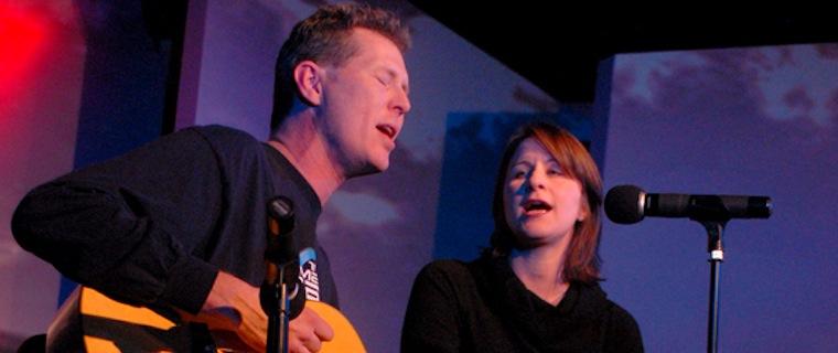 Robbie & Donna Fulks