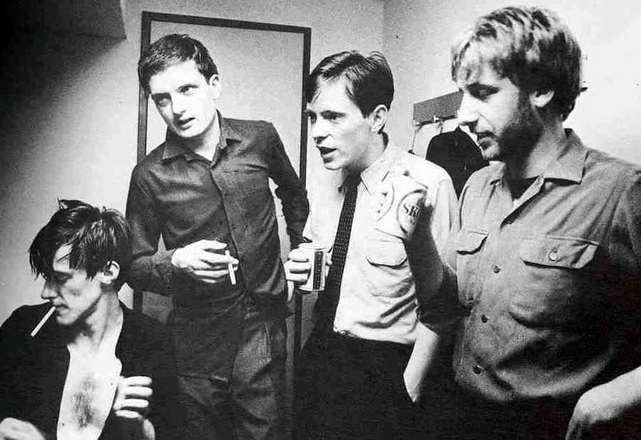 This Week on Sound Opinions: The Legacy of Joy Division