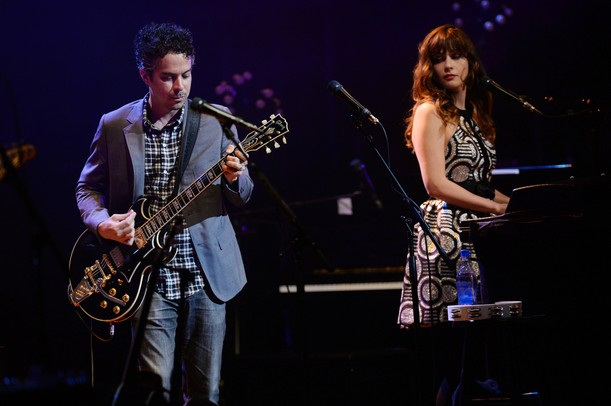 She & Him on Sound Opinions