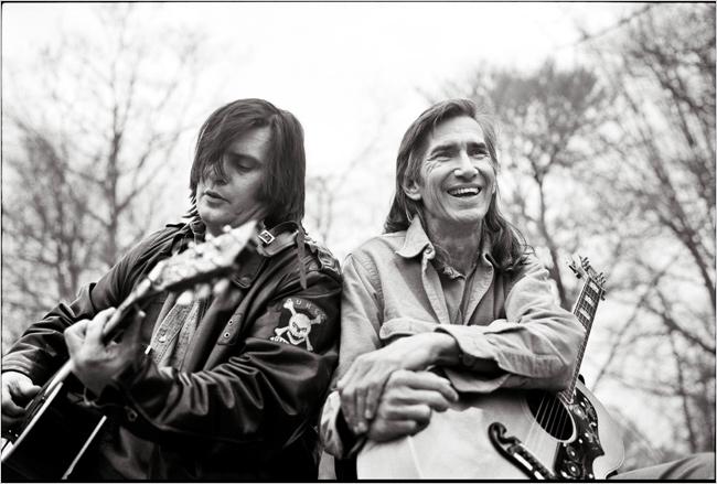Steve Earle & Townes Van Zandt