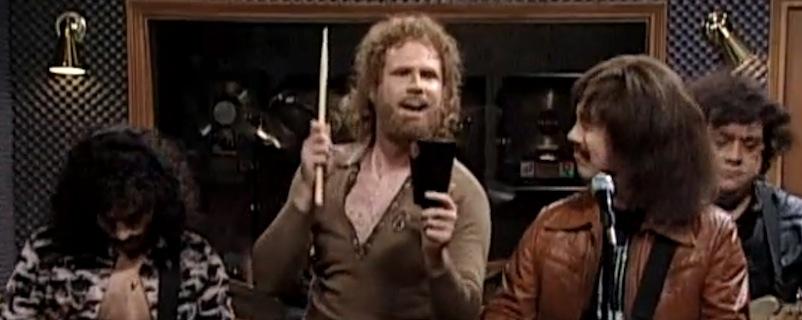 More Cowbell SNL skit