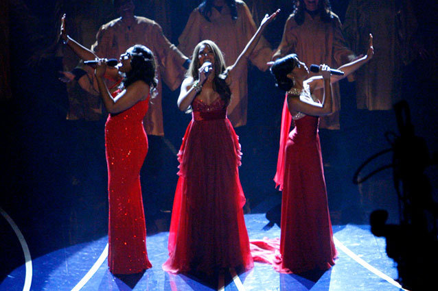"""Dreamgirls perfor Oscars"