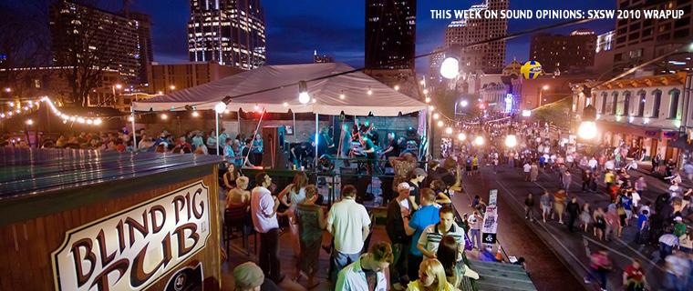 SXSW Music Fest