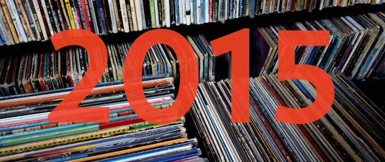 Best Albums of 2015