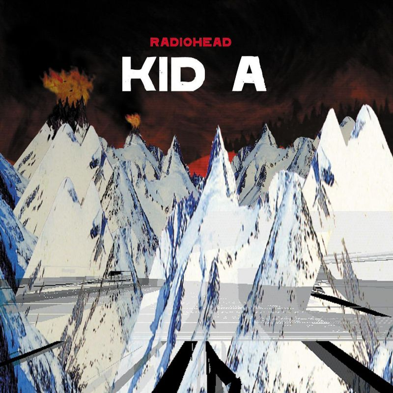 Kid A Cover