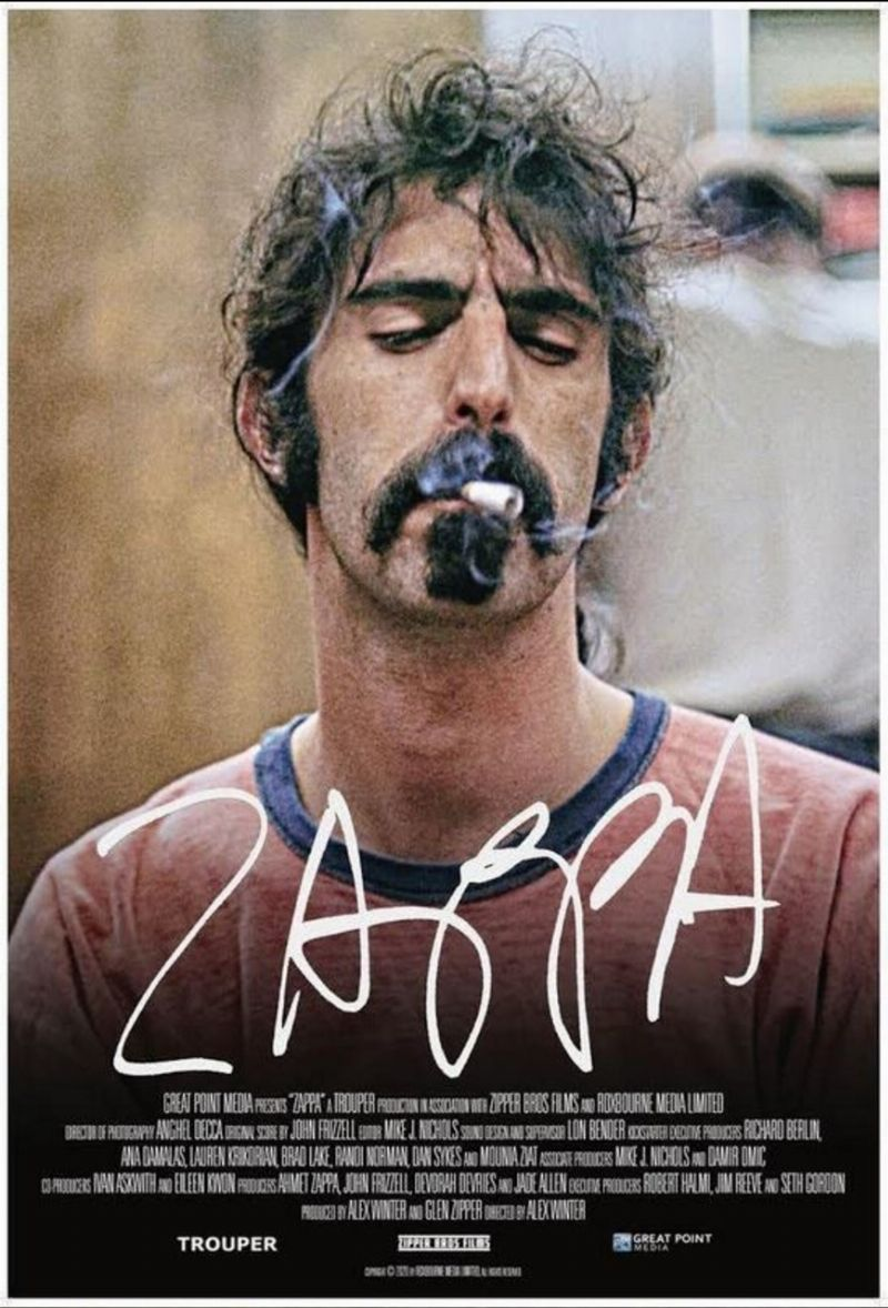 Zappa Movie Poster
